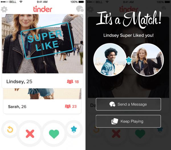 Cómo deshacer los súper gustos en Tinder 4