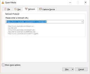 Cómo descargar un vídeo integrado desde cualquier sitio web 13