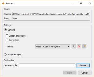 Cómo descargar un vídeo integrado desde cualquier sitio web 17