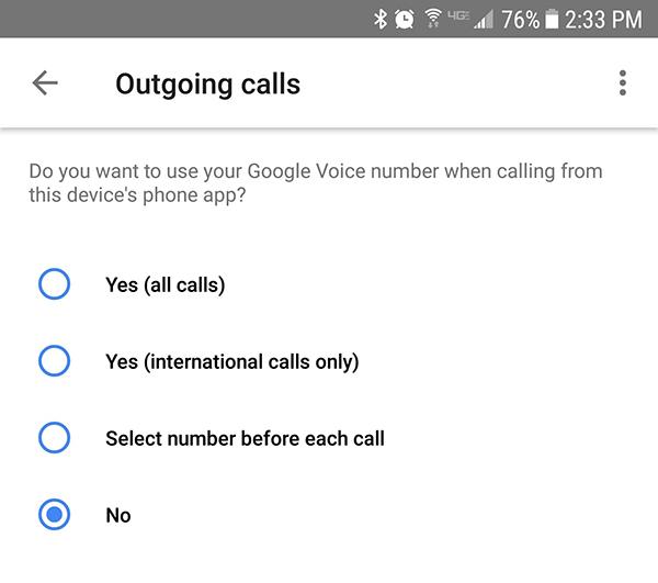 Las mejores aplicaciones de llamadas gratuitas para Android [noviembre de 2019] 7