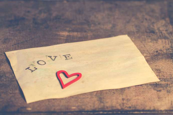 Poemas románticos sobre el amor para ella - Sorprende el texto de tu amor 8